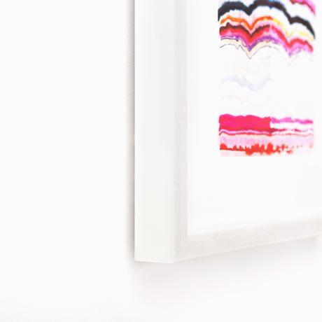 Monterey Light Whitewashed Custom Frame   Framebridge