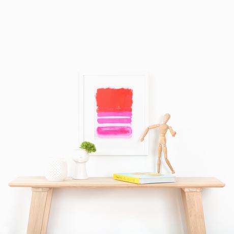 irvine slim thin white modern custom frame framebridge - White Photo Frame