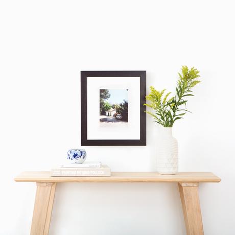 Tacoma - Espresso Dark Wood Frame | Framebridge