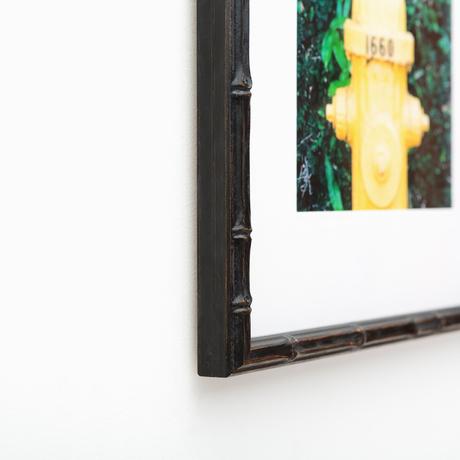 Bali Black Bamboo Custom Frame | Framebridge