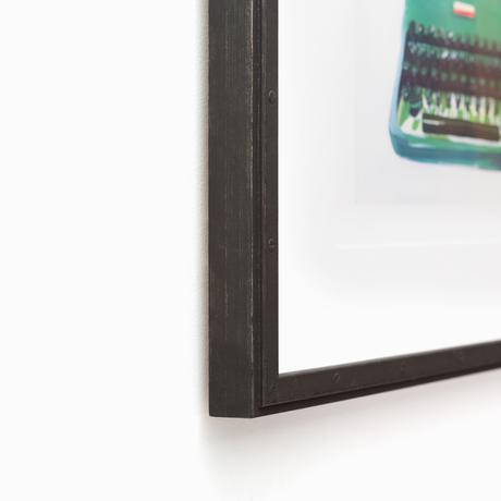 Bolton - Riveted Black Steel Frame | Framebridge