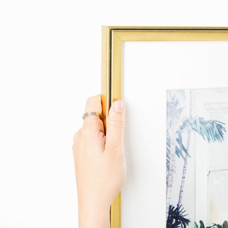 Dorado - Bright Metallic Gold Frame   Framebridge