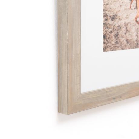 target collection grey chalk painted frame framebridge - Diploma Frames Target