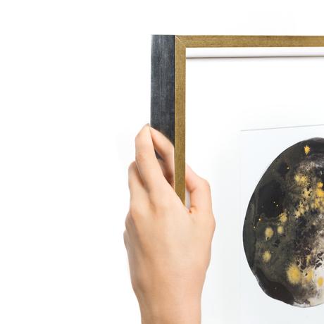 target collection silver and gold frame framebridge - Diploma Frames Target