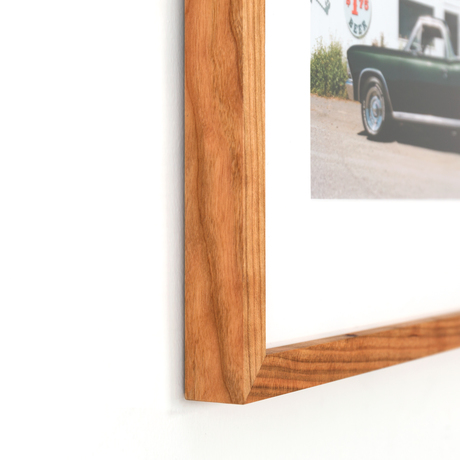 Solid Cherry Wood Custom Frame Framebridge