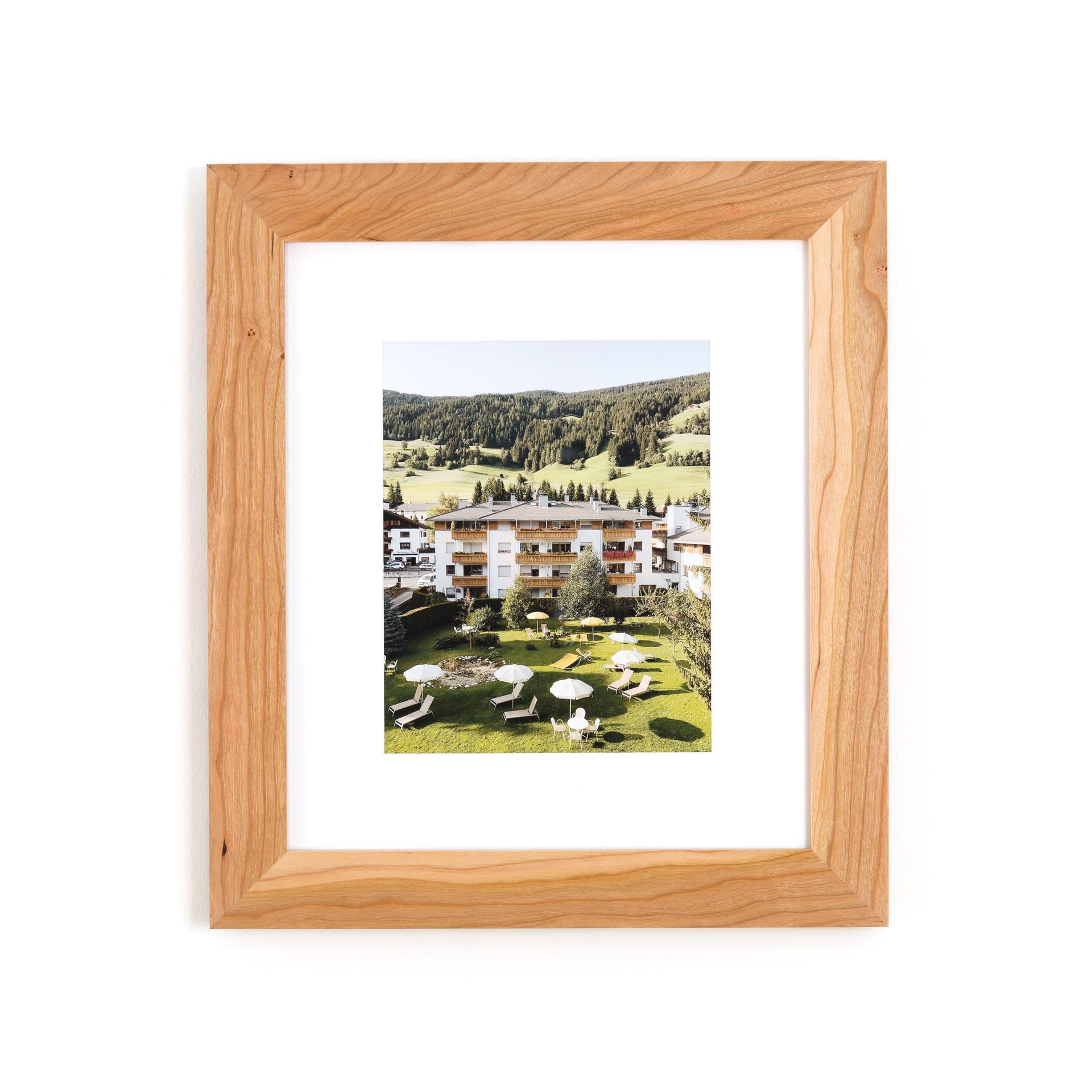 Cherry (Wide) Custom Frame - Framebridge