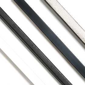 Black & Silver Mouldings