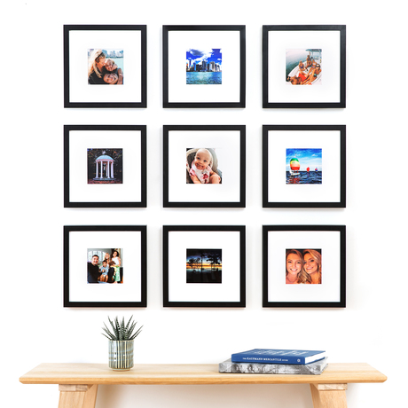 Gallery Walls: DIY Gallery Wall Designs | Framebridge