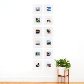 The Mini Tall Gallery Wall Irvine Slim