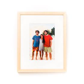Marin frame of three friends