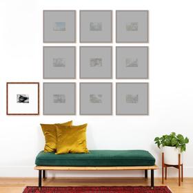 The Half Wall Grid: Single Frame